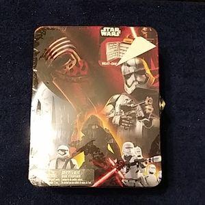 STAR WARS..LUNCH BOX../ TREASURE BOX